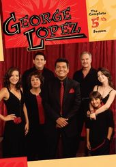 George Lopez - Complete 5th Season (3-Disc)