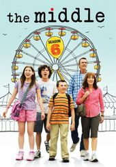 The Middle - Season 6 (3-Disc)