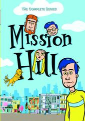Mission Hill - Complete Series (2-Disc)