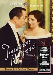 Forbidden Hollywood Collection, Volume 4 (Jewel