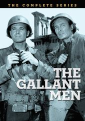 The Gallant Men - Complete Series (6-Disc)