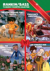 Rankin/Bass TV Holiday Favorites Collection - The