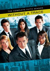 Without A Trace - Complete 5th Season (6-Disc)