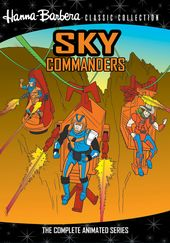 Sky Commanders - Complete Animated Series (2-Disc)