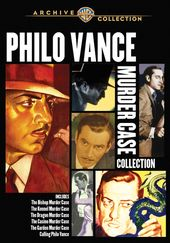 Philo Vance Murder Case Collection (2-Disc)