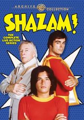 Shazam! - Complete Series (3-Disc)