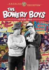 The Bowery Boys - Volume 1 (4-Disc)