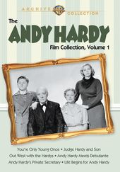 Andy Hardy Film Collection, Volume 1 (6-Disc)