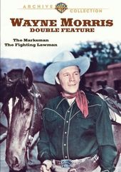 Wayne Morris Double Feature: The Marksman / The