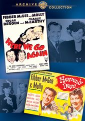 Fibber McGee & Molly Double Feature