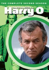 Harry O - Complete 2nd Season (6-Disc)
