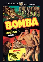 Bomba, the Jungle Boy, Volume 1 (3-Disc)