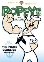 Popeye the Sailor: The 1960s Classics - Volume 1