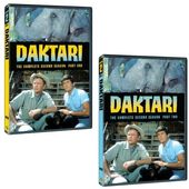 Daktari - Complete 2nd Season (7-Disc)