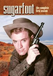 Sugarfoot - Complete 1st Season (5-Disc)