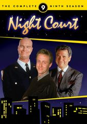 Night Court - Complete 9th Season (3-DVD)