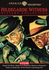 Hildegarde Withers Mystery Collection (2-Disc)