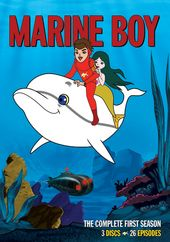 Marine Boy - Complete 1st Season (3-Disc)