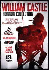 William Castle Horror Collection (13 Ghosts / Mr.