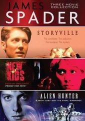 James Spader Three Movie Collection (Storyville /