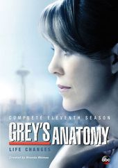 Grey's Anatomy - Season 11 (6-DVD)