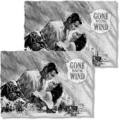 Gone With The Wind - Black & White Poster (Front