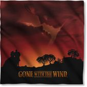 Gone With The Wind - Sunset - Bandana