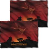 Gone With The Wind - Sunset (Front & Back) -