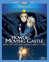 Howl's Moving Castle (Blu-ray + DVD)
