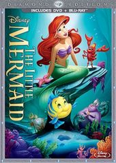 The Little Mermaid (DVD + Blu-ray)