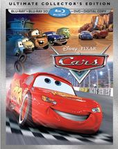Cars 3D (Blu-ray + DVD)