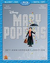 Mary Poppins (50th Anniversary Edition) (Blu-ray
