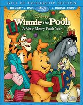 Winnie the Pooh: A Very Merry Pooh Year (Blu-ray