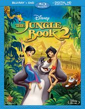 The Jungle Book 2 (Blu-ray + DVD)