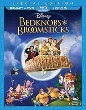 Bedknobs & Broomsticks (Blu-ray + DVD)