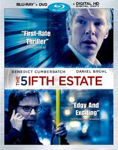 The Fifth Estate (Blu-ray + DVD)