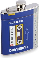 Drinking Flask - Walkman Portable Cassette Player