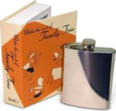 Drinking Flask Disguise - Make the Most of Family