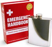 Drinking Flask Disguise - Emergency Handbook - 7