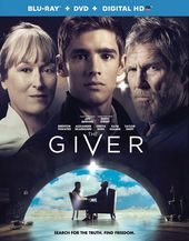 The Giver (Blu-ray + DVD)