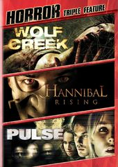 Wolf Creek / Hannibal Rising / Pulse (3-DVD)