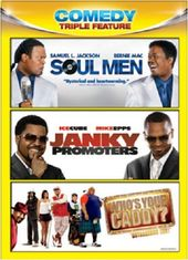 Soul Men / Janky Promoters / Who's Your Caddy?