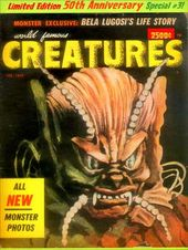 World Famous Creatures #3 (Limited Edition - 50th