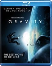 Gravity (Blu-ray + DVD)
