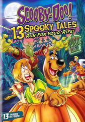Scooby-Doo!: 13 Spooky Tales: Run for Your 'Rife!