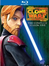 Star Wars: The Clone Wars - Season 5 (Blu-ray)