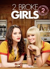 2 Broke Girls - Complete 2nd Season (3-DVD)