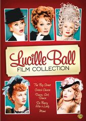 Lucille Ball - Film Collection (The Big Street /