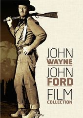John Wayne / John Ford Film Collection (7-DVD)