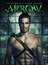 Arrow - Complete 1st Season (5-DVD)